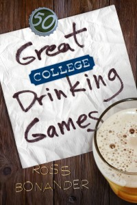 50 Great College Drinking Games eBook